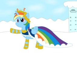 This Blessed Princess Rainbow Dash by 04StartyOnlineBC88