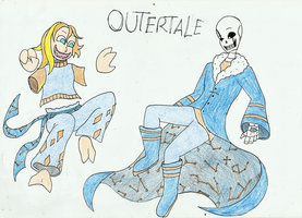 Outertale by FableworldNA