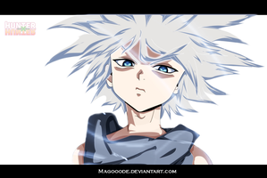 Killua by Magooode