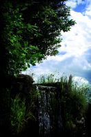 Waterfall by Haxonite