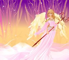 Angel Dress Up by Brandee-Ssj-Doll