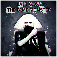 Lady GaGa - The Fame Monster by GaGanthony
