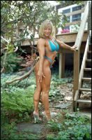 Michelle Burdick 4 by FbbFan1