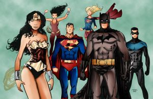 DC trinity by richy-richy