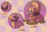 Fakemon: Eat Dirt! by The-Knick