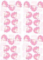 Rose Quartz background by eclipsesong