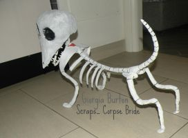 Scraps - Corpse Bride by Lady-Ragdoll