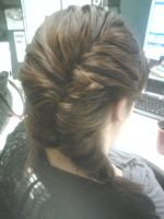 French Herringbone Braid by Ne0Geisha
