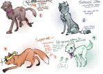 'Genre' Cats - Cheapish Adoptables v.3 [CLOSED] by aseliger