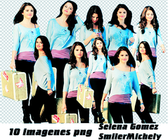 Pack 022 Selena Gomez Pack png by SMILERMICHELY