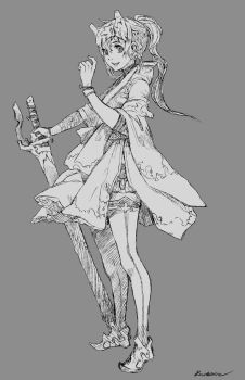 Sketch20161209 by Rousteinire