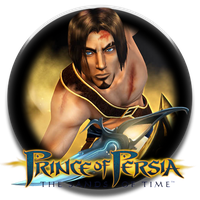 Prince of Persia The Sands of Time Icon v2 by DudekPRO