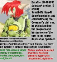 SPARTAN ID by Squall179
