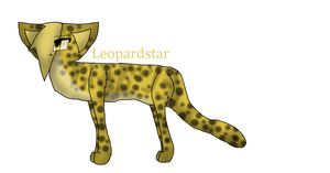 Leopardstar (100 Warriors Challenge) by TheSlendermanIsHere