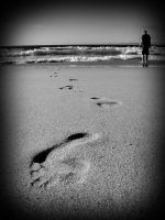 Footstep by kenanicole