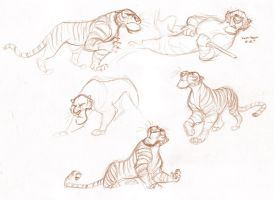 Shere Khan Practice by Kobb