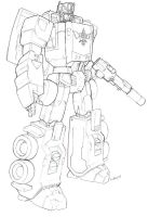 machine wars prime sketch by beamer