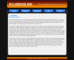 Klub118.dk - v4 by And1945