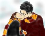 James and Lily by patchworkangel