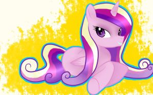 .:CONTEST:. Princess Cadence by Anka77744