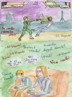 APH fighting game by BarbruBarbarian