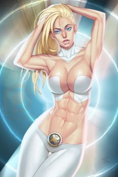 PATREON - Emma Frost by R62