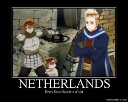 Netherlands by yunira-chan