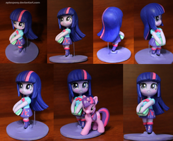 Chibi Twilight Sparkle Equestria Girl by AplexPony