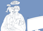 30 Day OTP Challenge #3 Gaming/Watching a Movie by GVvenge21