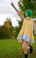 Ranka Lee - Look! by Loz-Sama