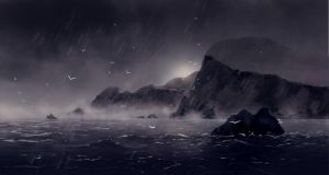 The Black Cliffs by Silberius