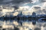 Rostock on a cloudy day 2 by Katerianer