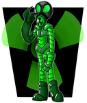Toxic Doxic  by Greteh
