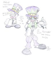 Mad as a Hatter by ChaosGengar