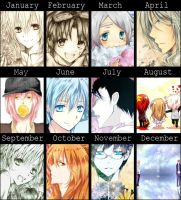 Art summary 2012 by Aki95