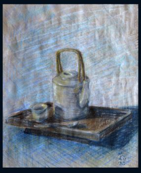 Teapot by Khethis