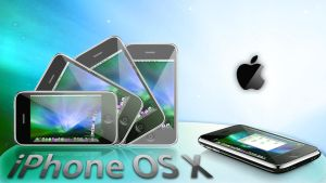 Os X iPhone vCyan by Jonathan3333