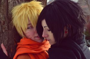 SasuNaru- Satisfied and Empty Inside by XxNaomi-LukarixX