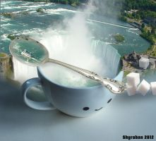 My Niagara cup by Shyruban