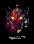 What Do Tigers Dream Of? by EvolveRed