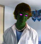 human Brainiac 5 by Brainiac1310