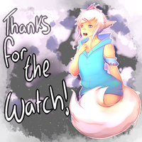 Thanks for all the watches! by Tsukeo