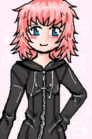 Marluxia by semla-chan