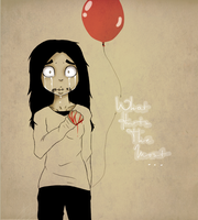 That Red Balloon by Ze-Creeper