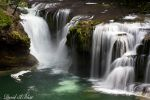 Lower Lewis River Falls by shiverfix