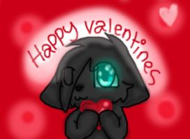 Valentines love by DonaTurtle