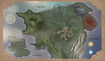 World of Lion Guard land map by o-FLYNN-o