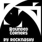 Rounded Corner Brushes by rocknashy