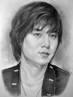 Commission 2- Korean actor by Hongmin