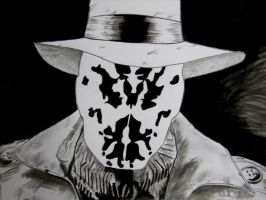 Rorschach by intensofi